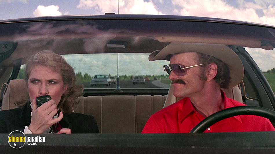 Smokey and the Bandit 3 online DVD rental