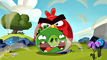 A still #11 from Angry Birds Toons: Series 3: Vol.1 (2015)