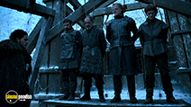 A still #6 from Game of Thrones: Series 6 (2016) with Owen Teale, Kit Harington and Brenock O'Connor