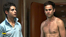 A still #2 from Donkey Punch (2008) with Julian Morris and Jay Taylor