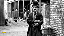 A still #4 from The Kid (1921) with Charles Chaplin