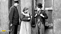 A still #5 from The Kid (1921) with Charles Chaplin