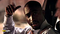 A still #8 from Gang Related (1997) with Tupac Shakur