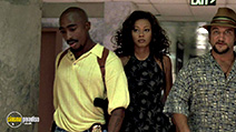 A still #3 from Gang Related (1997) with Tupac Shakur, Lela Rochon and Jim Belushi