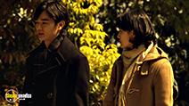A still #1 from Parasyte: Part 2 (2015) with Ai Hashimoto and Shôta Sometani
