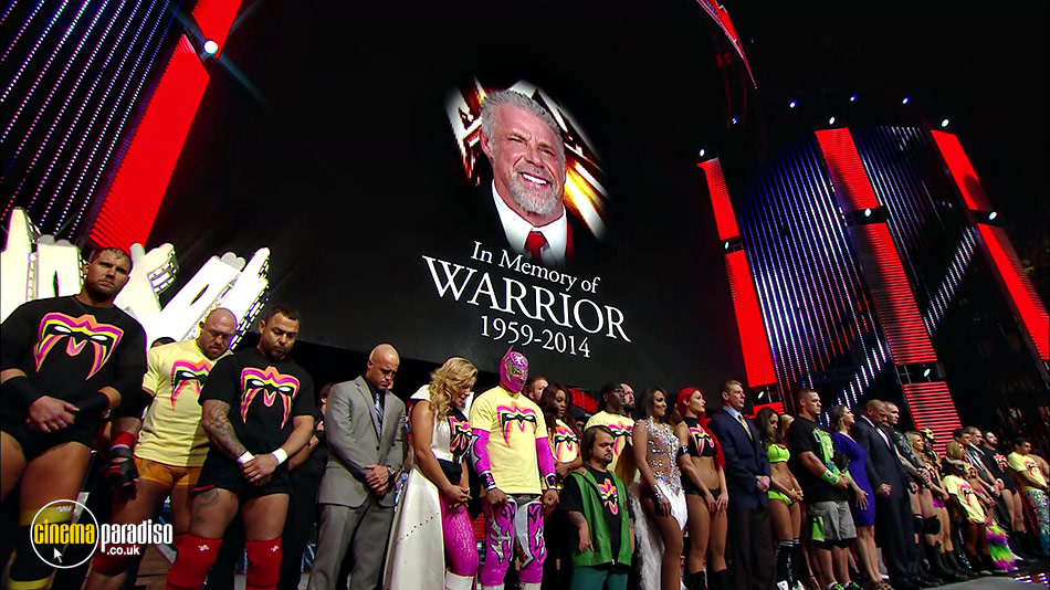 WWE: Ultimate Warrior: Always Believe online DVD rental