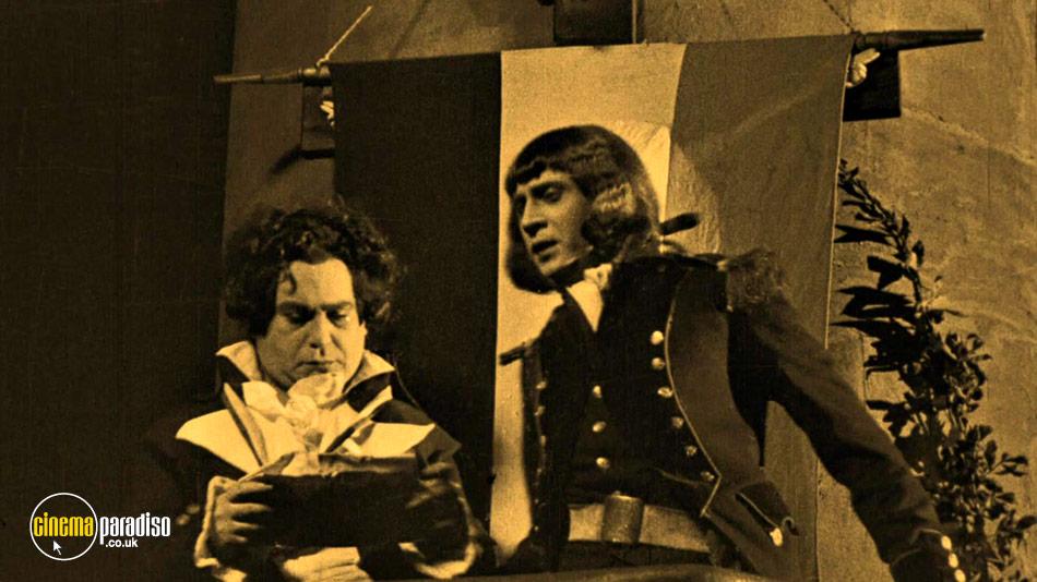 Napoleon (aka Napoléon vu par Abel Gance) online DVD rental