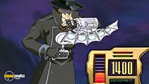 A still #7 from Yu-Gi-Oh! GX: Series 1 (2005)