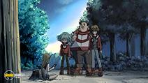 A still #6 from Yu-Gi-Oh! GX: Series 1 (2005)