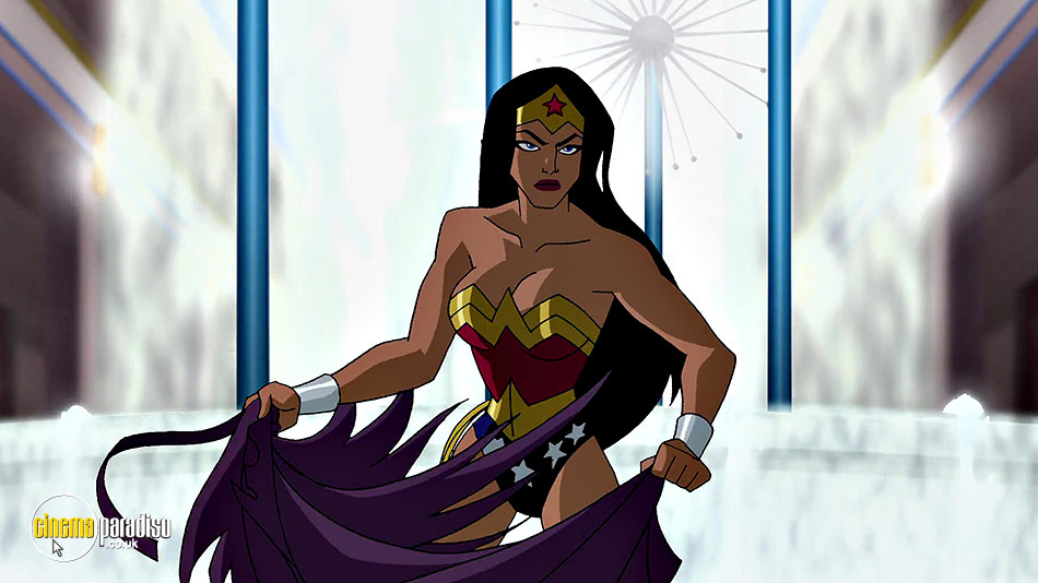 DC Super-Heroes: Wonder Woman online DVD rental