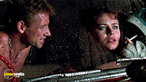 A still #2 from Dead End Drive-In (1986) with Natalie McCurry and Ned Manning