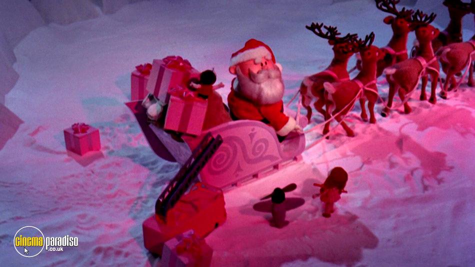 Rudolph the Red-Nosed Reindeer online DVD rental