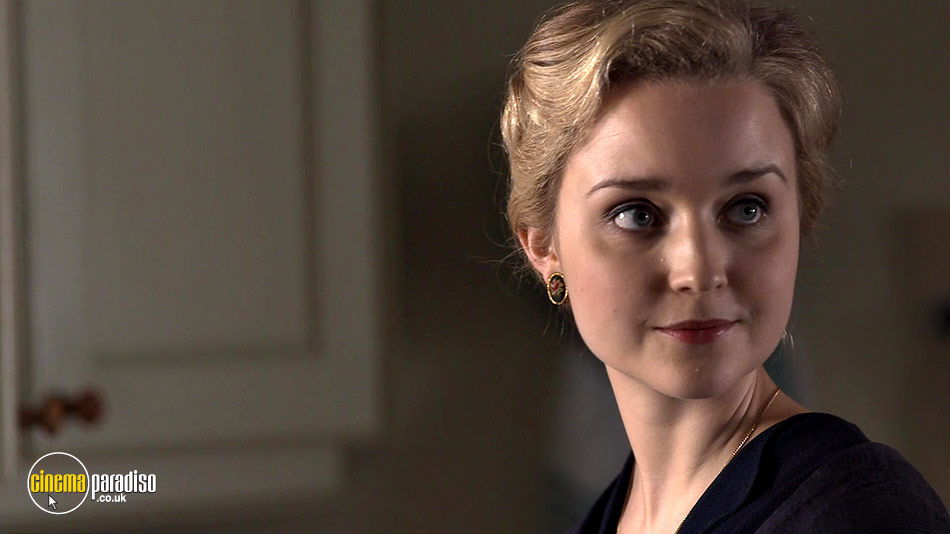 A Still 4 From Father Brown Series 3 2015 With Florence Hall