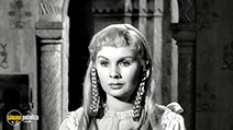 A still #2 from Hamlet (1948) with Jean Simmons