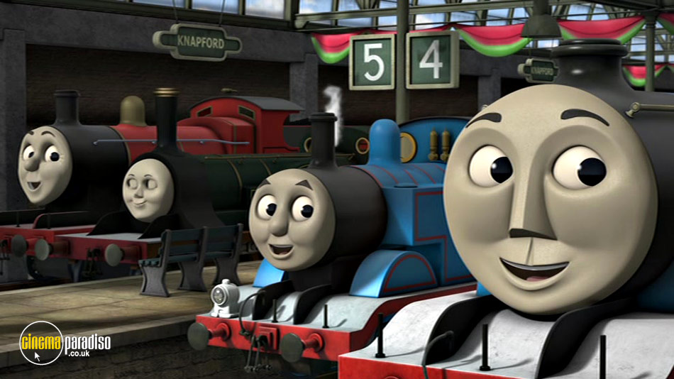 Thomas the Tank Engine and Friends: Full Steam to the Rescue online DVD rental