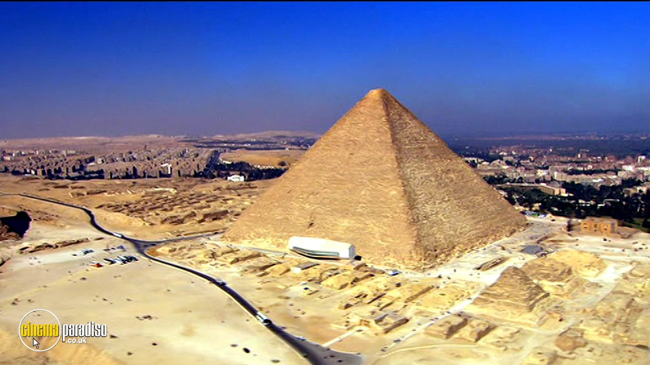 Paranormal Egypt online DVD rental