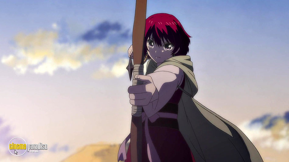 Yona of the Dawn: Part 1 online DVD rental