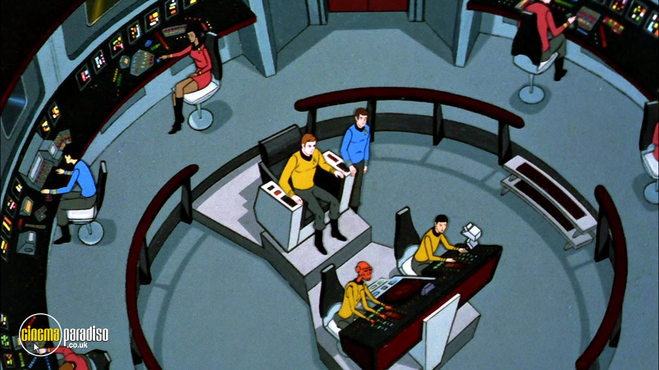 Star Trek: The Animated Series online DVD rental