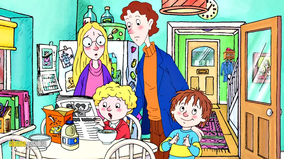 Horrid Henry and the Perfect Panto online DVD rental