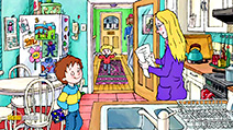 A still #56 from Horrid Henry: Horrid Henry's Christmas Under pants and other adventures