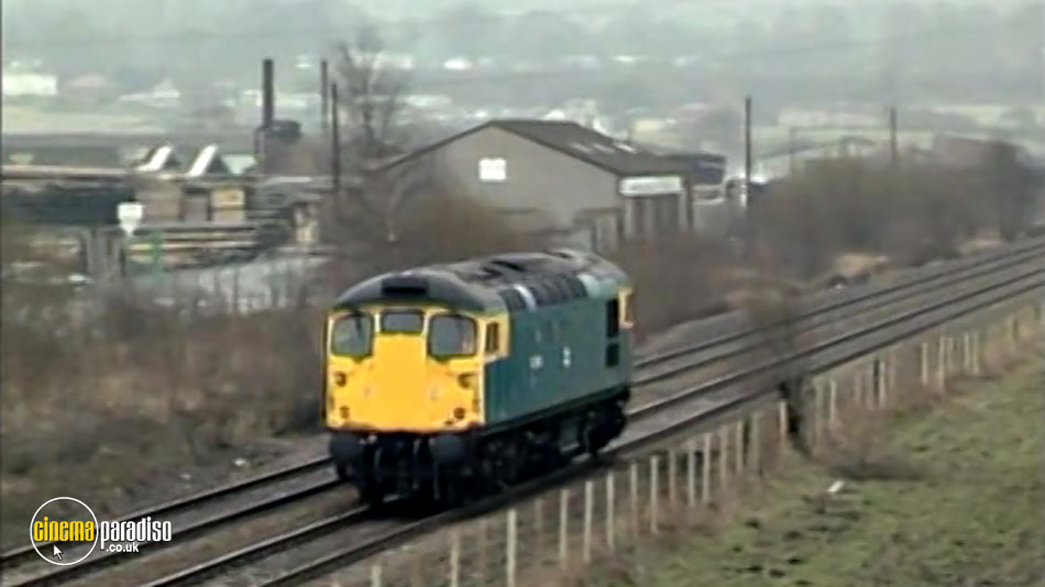 British Diesel Trains: Scotland online DVD rental