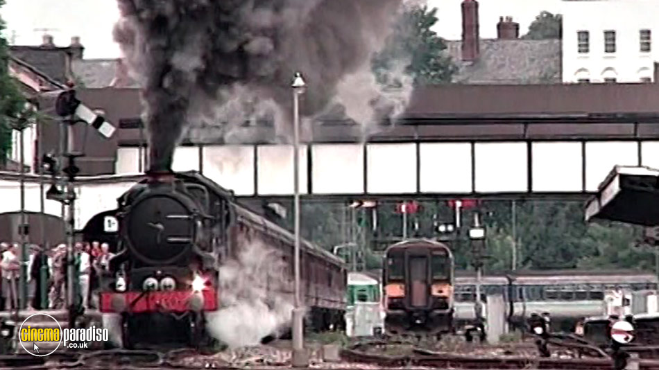 Steam in Britain: South and West Midlands online DVD rental
