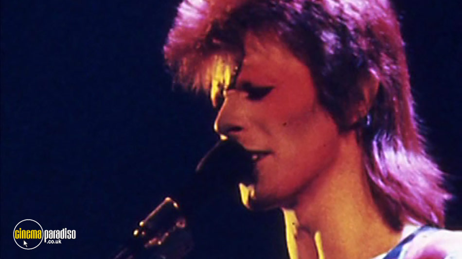 David Bowie: Becoming Bowie online DVD rental