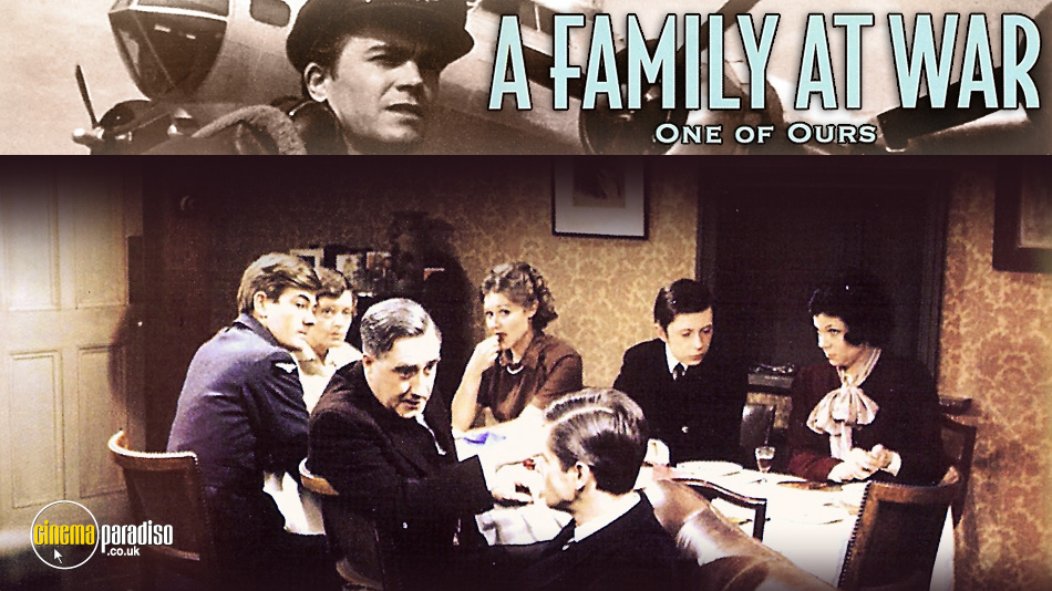 A Family at War online DVD rental