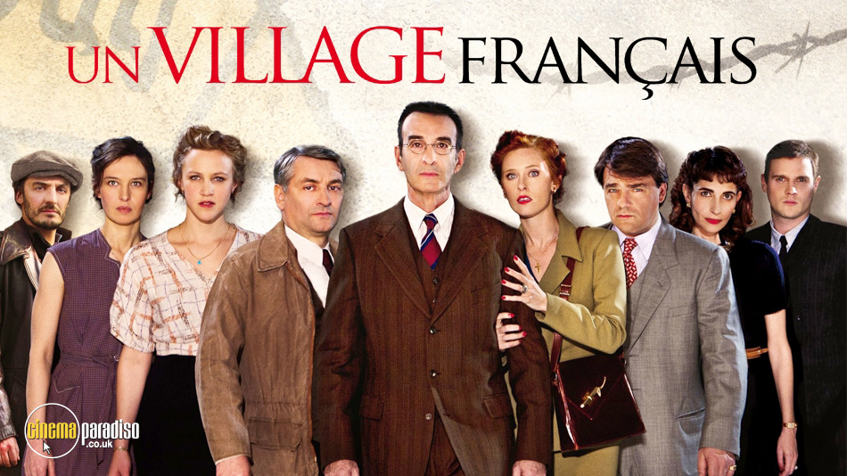 A French Village online DVD rental