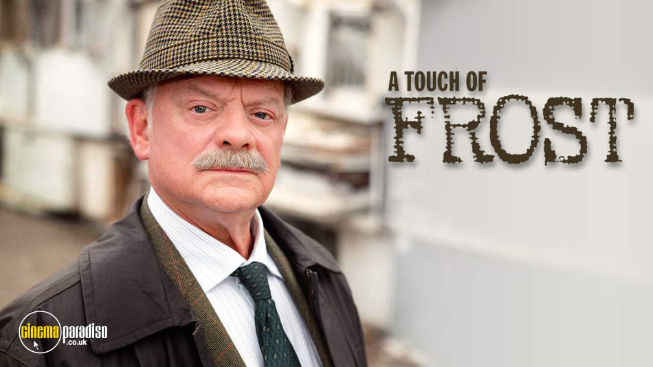 A Touch of Frost online DVD rental