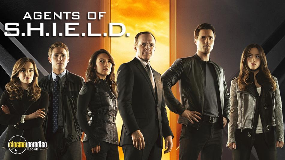 Agents of S.H.I.E.L.D. (aka Marvel's Agents of S.H.I.E.L.D.) online DVD rental