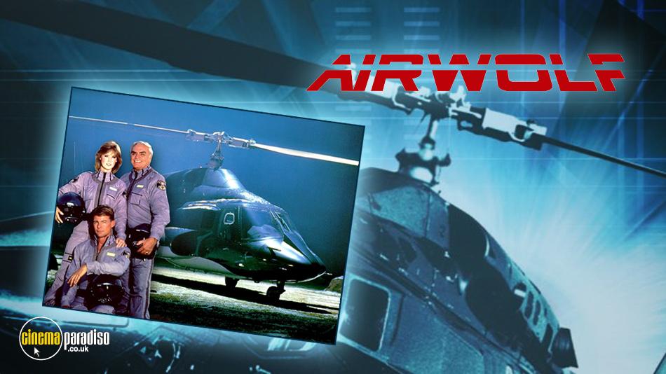 Airwolf online DVD rental