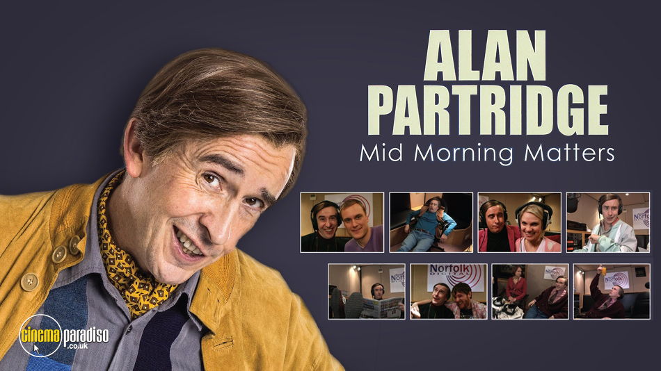 Alan Partridge (aka Mid Morning Matters with Alan Partridge) online DVD rental