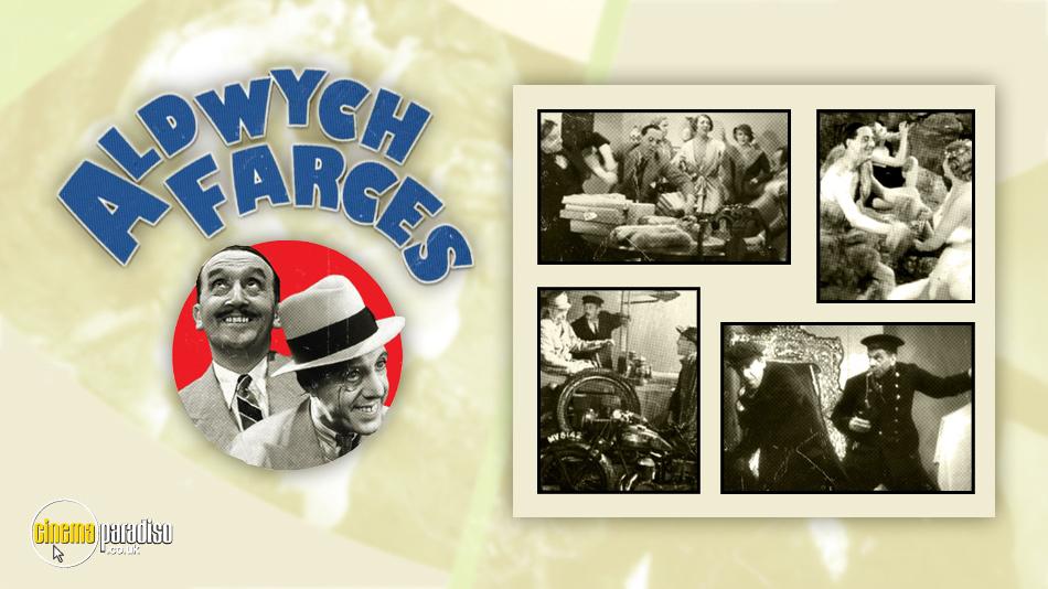 Aldwych Farces online DVD rental