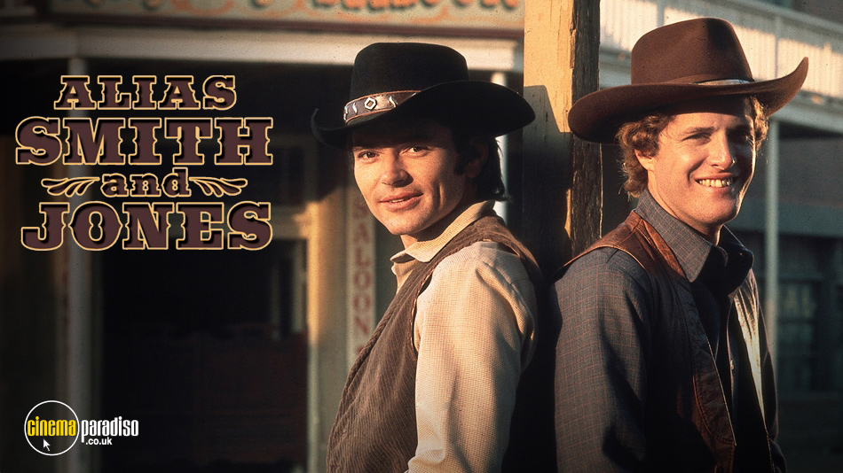 Alias Smith and Jones online DVD rental