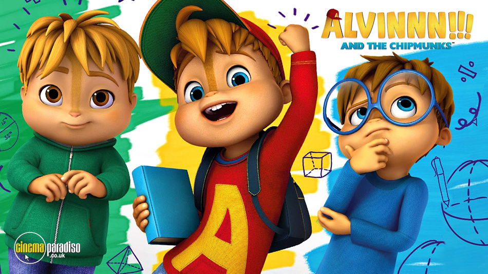 Alvin and the Chipmunks (aka Alvinnn!!! And the Chipmunks) online DVD rental
