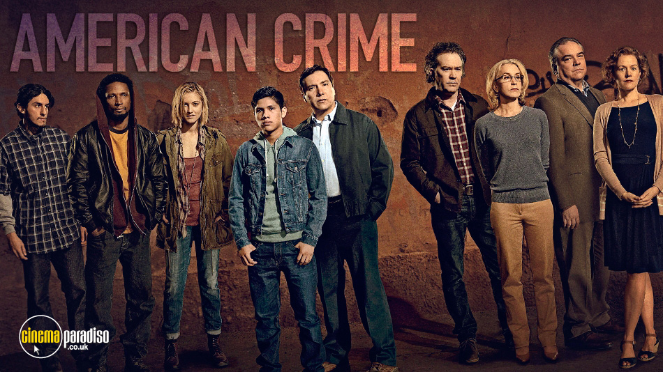 American Crime Series online DVD rental