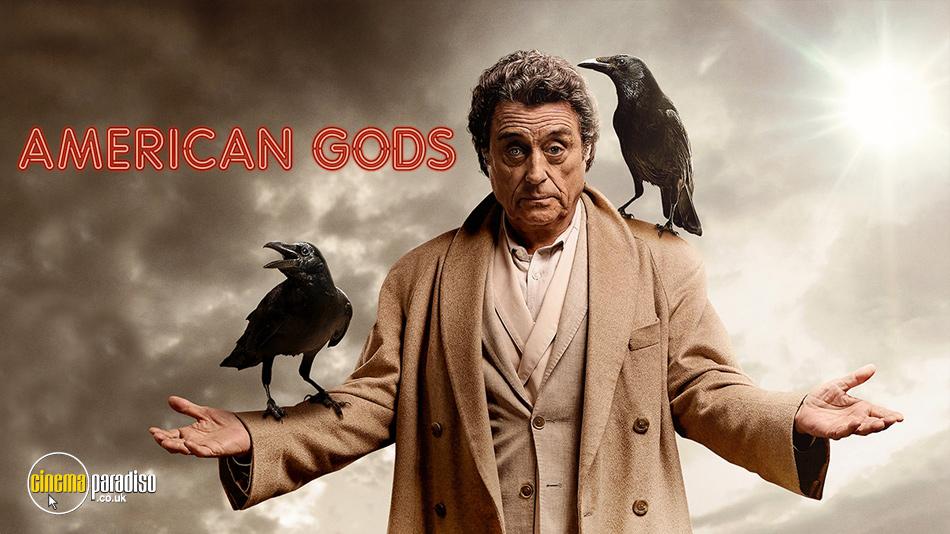 American Gods online DVD rental