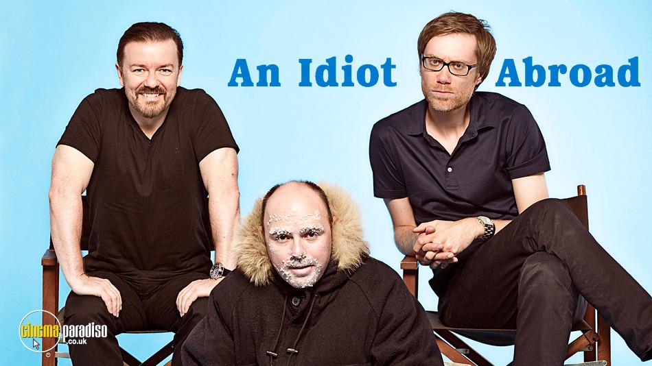 An Idiot Abroad online DVD rental