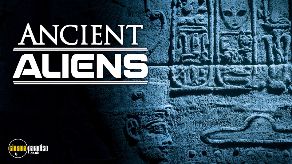 Ancient Aliens online DVD rental