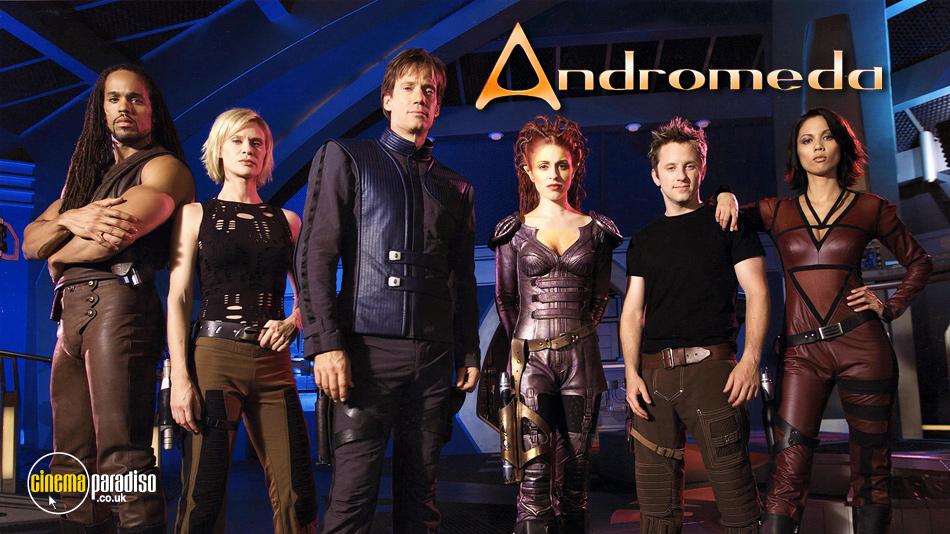 Andromeda (aka Gene Roddenberry's Andromeda) online DVD rental