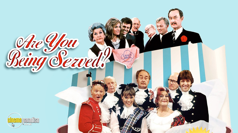 Are You Being Served? online DVD rental