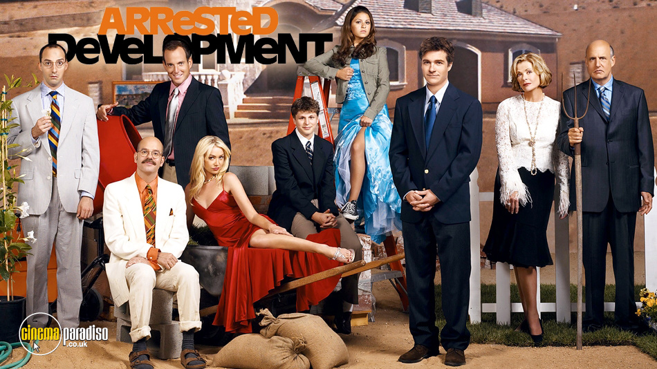 Arrested Development online DVD rental