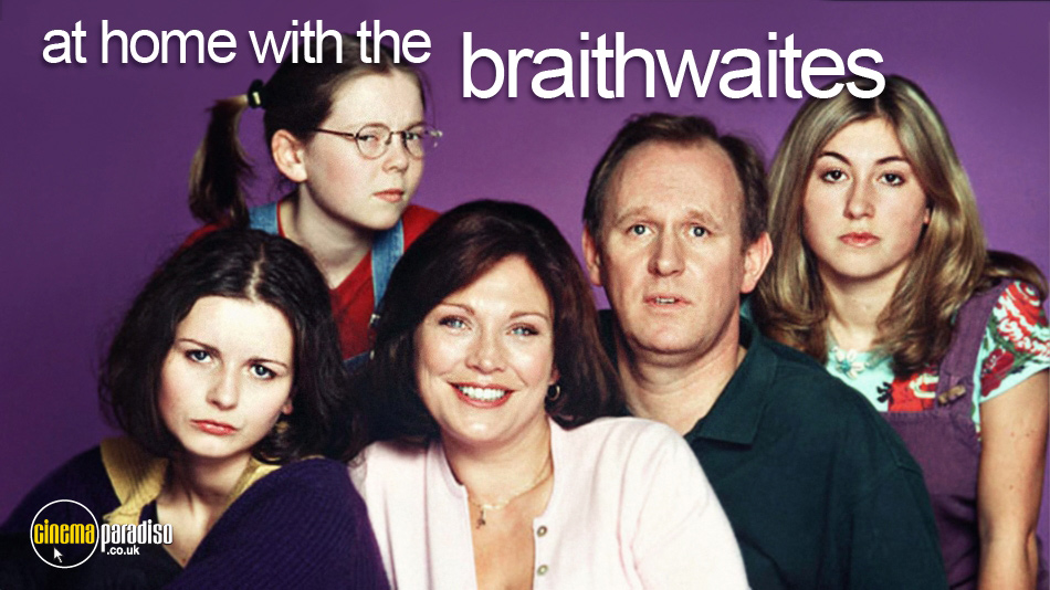 At Home with the Braithwaites online DVD rental