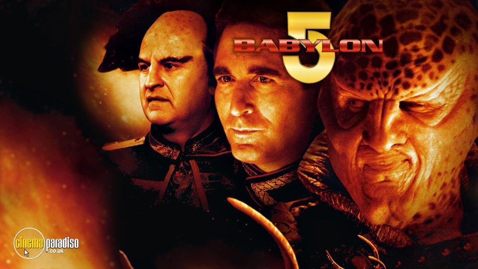 Babylon 5 online DVD rental