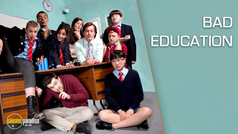 Bad Education Series online DVD rental