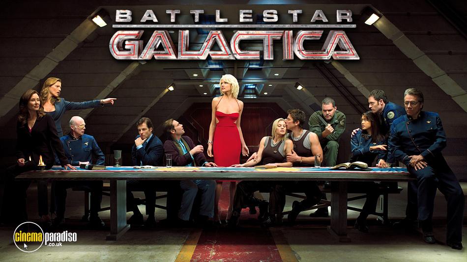 Battlestar Galactica online DVD rental