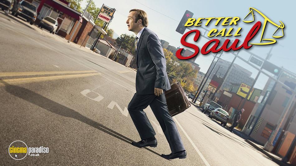 Better Call Saul online DVD rental