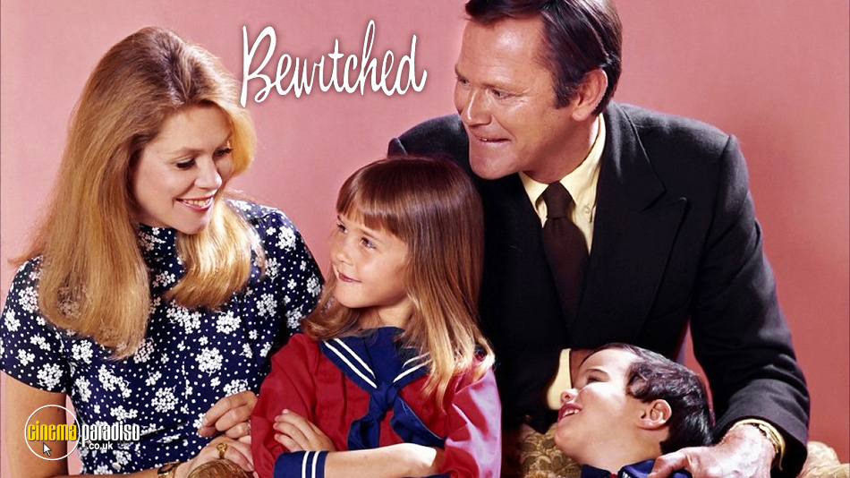 Bewitched online DVD rental