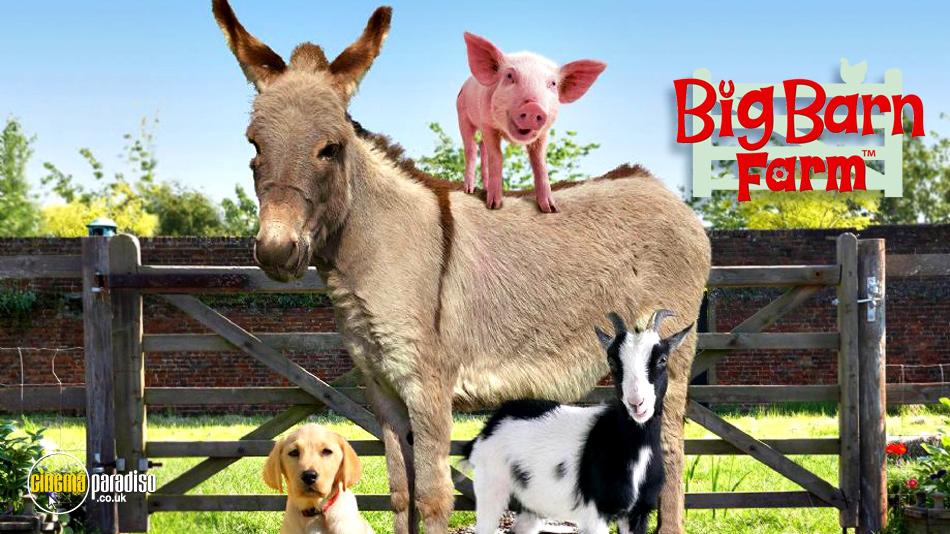 Big Barn Farm: Series online DVD rental
